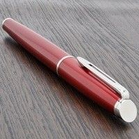 Фото Перьевая ручка Waterman Hemisphere Comet Red CT 12 559